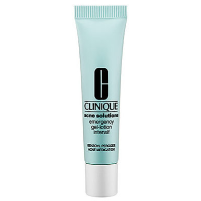 Clinique Acne Solutions Emergency Gel-Lotion 0.5 oz