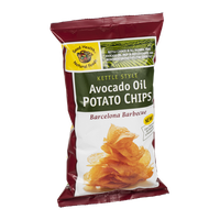 Good Health Natural Foods Kettle Style Avocado Oil Potato Chips Barcelona Barbecue