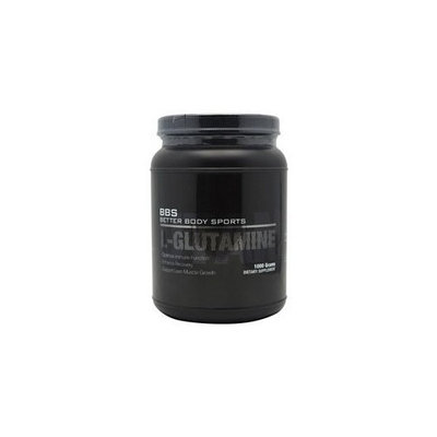 Better Body Sports LLC Better Body Sports L-Glutamine Dietary Supplement