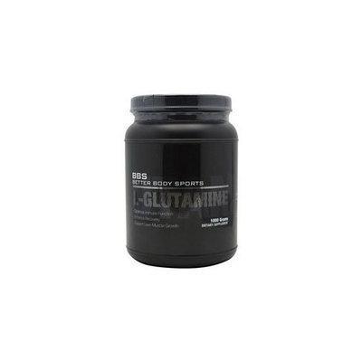 Better Body Sports LLC Better Body Sports L-Glutamine Dietary Supplement