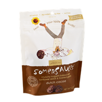 Somersaults Sunflower Seed Snack Dutch Cocoa