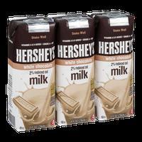 Hershey's Fat Reduced White Chocolate Milk
