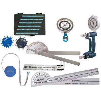 Fabrication Enterprises 12-0128 Baseline Hand Evaluation - 8 Piece Set