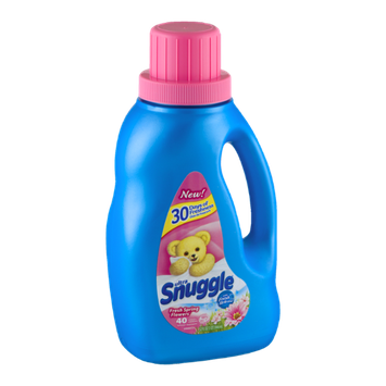 Ultra Snuggle Softener Fresh Spring Flowers
