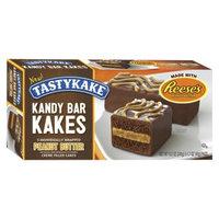 Flowers Baking Co. Tastykake Peanut Butter Kandy Bar Kakes 5 ct