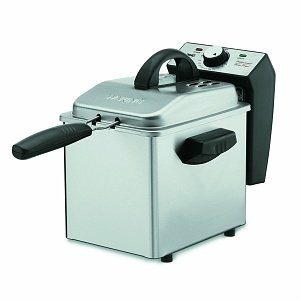 Waring Pro DF55 Professional Mini Deep Fryer