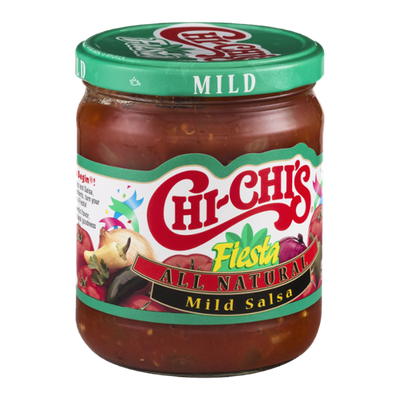 Chi-Chi's Fiesta All Natural Mild Salsa