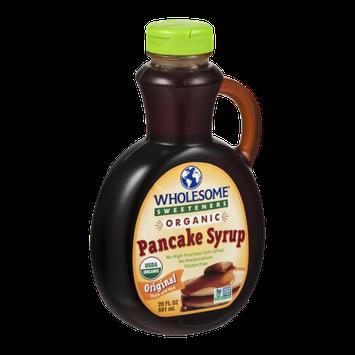 Wholesome Sweeteners Organic Pancake Syrup