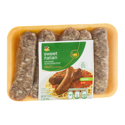 Ahold Sweet Italian Sausage