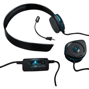 PDP Afterglow AGX40 Wired Headset for Xbox 360
