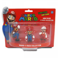 Goldie International Inc 2 - in Mario 3 - pak Collection