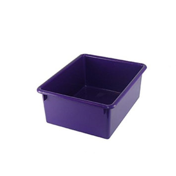 Romanoff Products 5In Stowaway Letter Box Purple