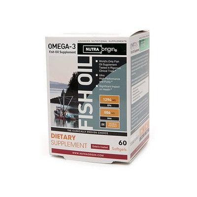 NutraOrigin Omega-3 Double Potency Fish Oil