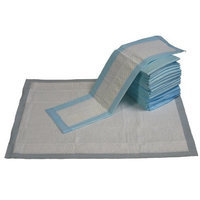 Go Pet Club 100 Puppy Training Pads, 23 by 24-Inch