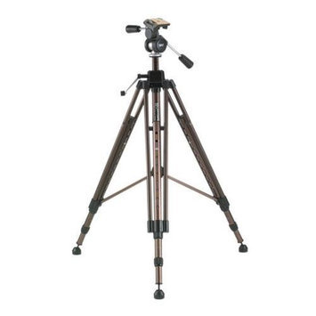 Smith Victor Smith-Victor Professional Tripod With Large Pro 4A 3-Way Panhead