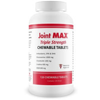 Pet Health Solutions Joint MAX TRIPLE Strength (120 CHEWABLE TABLETS)