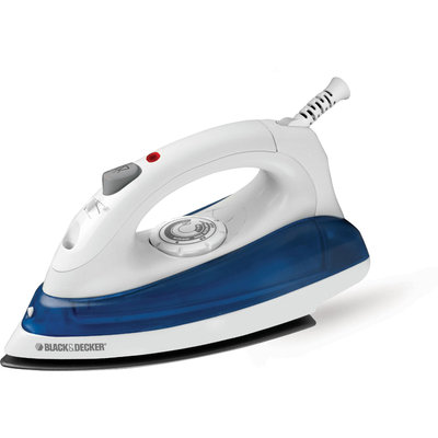 Black & Decker IR0110W4 Quick & Easy Iron