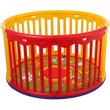 Dream on me Dream On Me Circular Playard