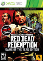 Rockstar Games Red Dead Redemption: Game of the Year Edition
