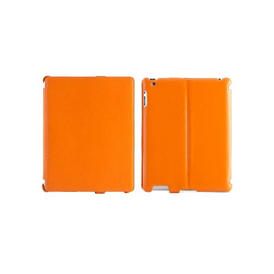 Simplism Japan Leather Smart Shell for iPad 2