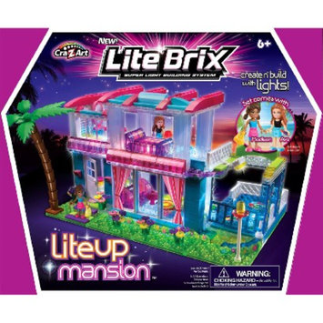 Cra-z-art Cra-Z-Art Lite Brix Girls Mansion