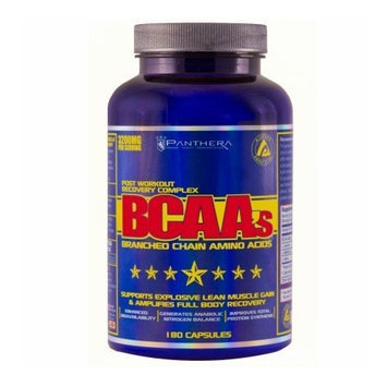 Panthera Pharmaceuticals Panthera BCAA's 180-Count