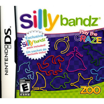 Zoo Games Silly Bandz (Nintendo DS)