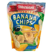 Mariani Banana Chips, 6-Ounce Units (Pack of 12)