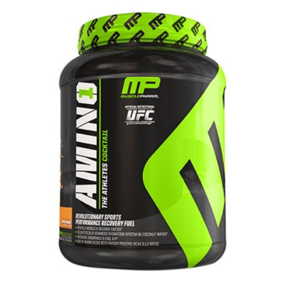 MusclePharm Amino 1 The Athlete's Cocktail Orange Mango