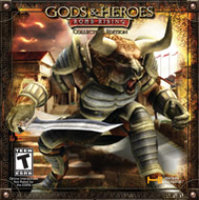 Heatwave Interactive Gods and Heroes: Rome Rising Collector's Edition