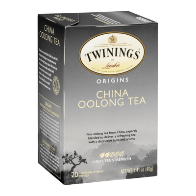 Twinings of London Origins China Oolong Tea - 20 CT
