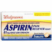 Walgreens Aspirin 81 mg  Adult Low Strength Tablets