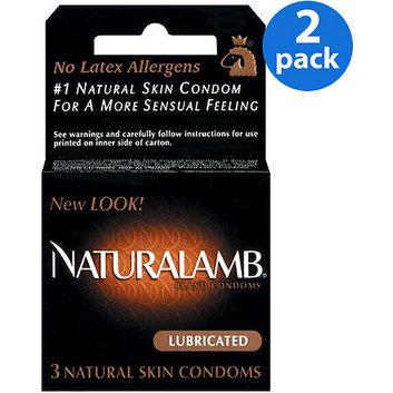 Trojan Natural Lamb All Natural Condoms