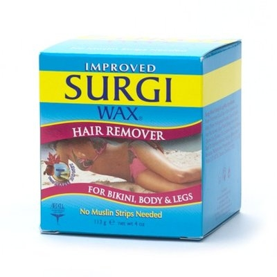 SurgiCare Wax Hair Remover