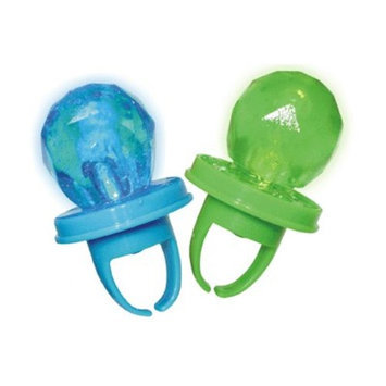 Kidsmania Flash Pop Ring Candy 24 Pack