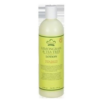 Nubian Heritage 1074483 Lotion Lemongrass And Tea Tree 13 Oz