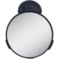 FC20L Zadro Travel LED Dual-Sided Spot Mirror with 5x & 10x Magnification