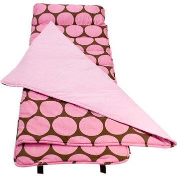 WildKin Wildkin Big Dots - Pink Nap Mat