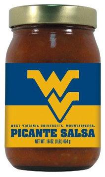 Hot Sauce Harry's West Virginia Mountaineers Medium Picante Salsa