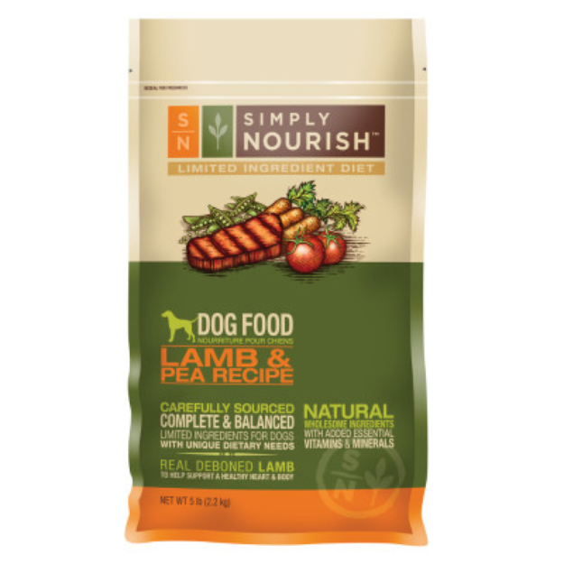 Simply NourishA Adult Dog Food