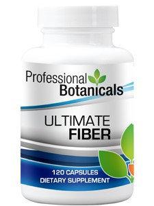 Professional Botanicals Ultimate Fiber 120 caps