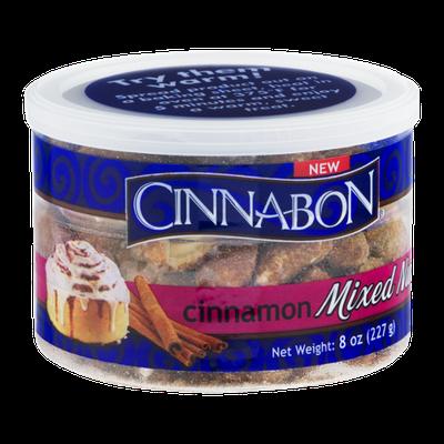 Cinnabon Cinnamon Mixed Nuts