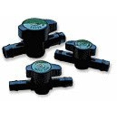 Two Little Fishies ATL5445W Ball Valve for Regulating Water Flow, 1/2-Inch