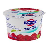 Fage Total 2% Lowfat Greek Strained Yogurt with Cherry