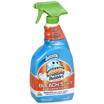 Fantastik Scrubbing Bubbles Cleaner with Bleach
