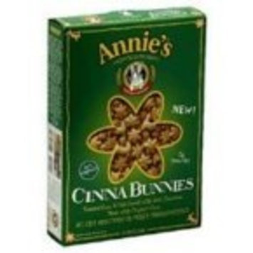 Annie's Homegrown Cinna Bunnies Cereal 9 oz (Pack of 6)