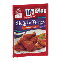McCormick Buffalo Wings Original Seasoning Mix