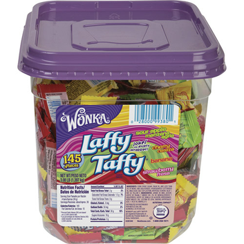 Nestlé Laffy Taffy Candy Tub