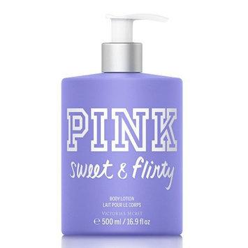 Victoria's Secret PINK Sweet & Flirty Body Lotion 16.9 oz (500 ML) (New Packaging)