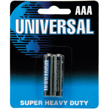 UPG D5931/D5331 Super Heavy-Duty Batteries (AAA; 2 Pk)